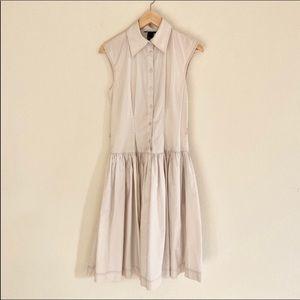 Moda International Gray Sleeveless Midi Dress 2